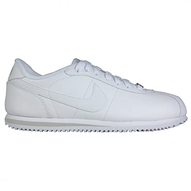 best sneakers a3987 1a185 Nike Cortez leather 317266-111 Women White Trainers (39)