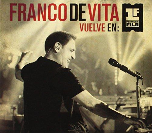Price comparison product image Franco De Vita Vuelve en Primera Fila