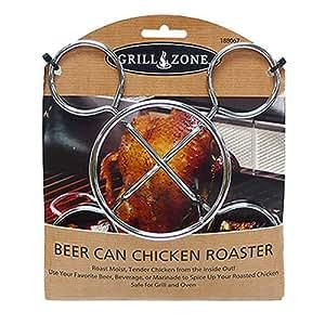 Blue Rhino Global Sourcing 00345TV GZ Beer Chicken Cooker
