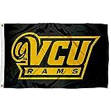 VCU Rams Wordmark College Flag