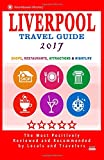 img - for Liverpool Travel Guide 2017: Shops, Restaurants, Attractions and Nightlife in Liverpool, England (City Travel Guide 2017) book / textbook / text book