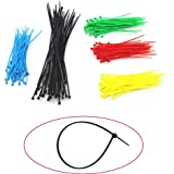 250 Cable Ties Self Locking Durable Easy to Use DIY Suitable for Garden Home Workshop by Sch??ne Products (UK)
