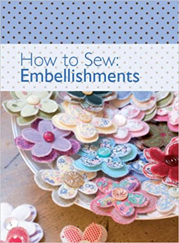 Read How to Sew :Bead Embroidery PDF