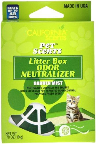 California Scents Pet Scents Litter Box Odor Neutralizer 6-U