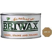 Briwax Natural Wax 400g Dark Oak by Briwax