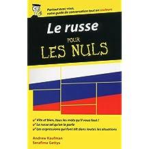 Le russe - Guide de conversation pour les Nuls, 2ème édition (French Edition)