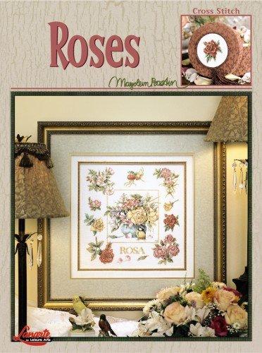 Bastin Cross Stitch - Roses  (Leisure Arts #3279)