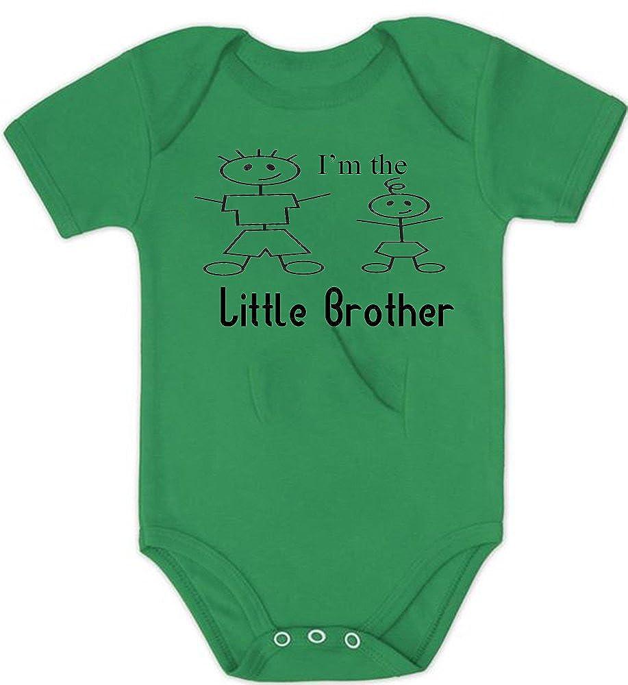 VRW Im the Little brother-1 unisex baby Onesie Romper Bodysuit