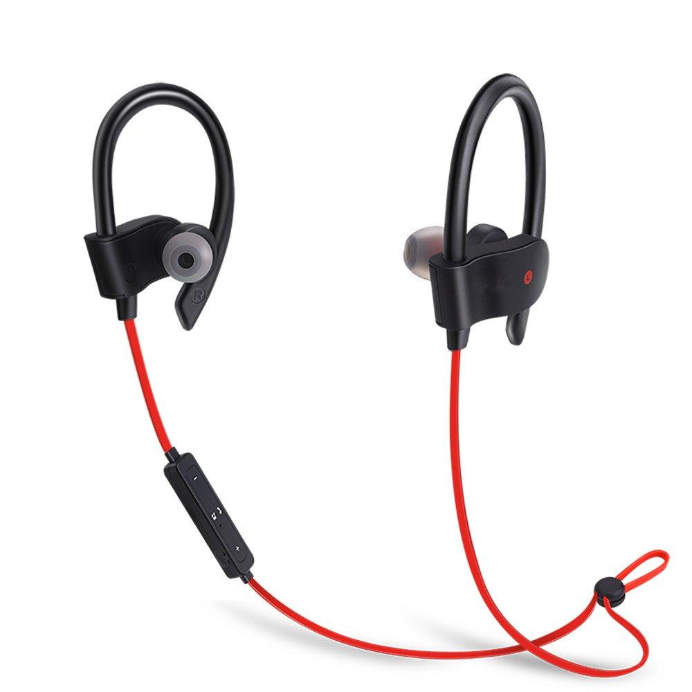 HEADSET Auriculares inalámbricos Bluetooth Auriculares Deportivos con Orejas Auriculares Bluetooth Xuan