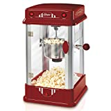Oster FPSTPP7310-052 Theater Style Popcorn Maker, 220 Volts (Not for USA)