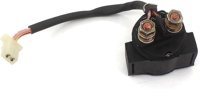 Anlasser Magnetschalter 12V universal f/ür Kymco Maxxer 250
