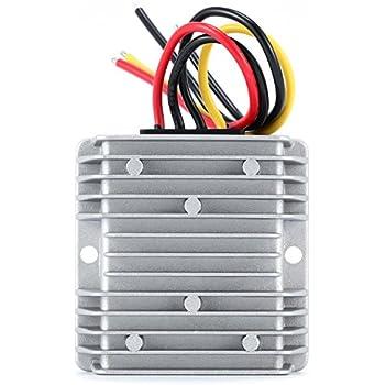 DC/DC Converter Regulator Reducer 24V Step Down to 12V 10A 120W Waterproof Voltage Convert power SupplyTransformer Volt Module