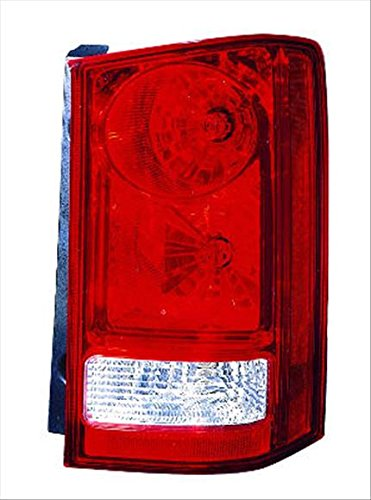 Partslink HO2801174 OE Replacement Tail Light Assembly HONDA PILOT 2009-2015 Multiple Manufacturers HO2801174N