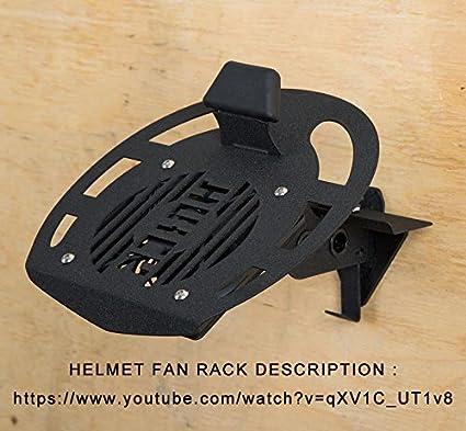 Huck Handcraft multifuncional casco ventilador accesorio de, secador de casco (para todo tipo de