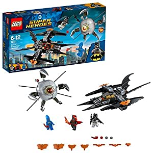 Lego DC Super Heroes Batman: Brother Eye Takedown 76111 Playset Toy