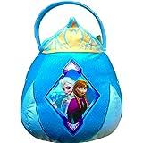 Disney Frozen Anna & Elsa Plush Easter Basket
