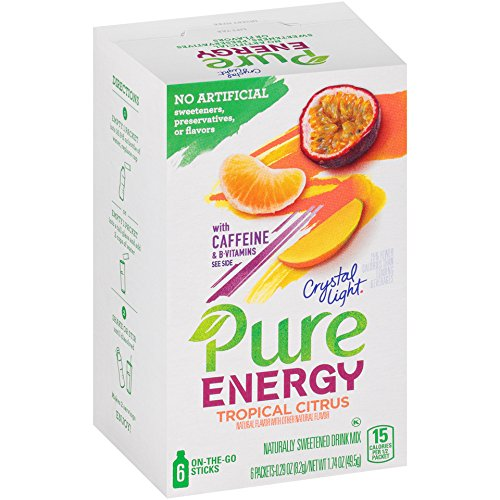 Compare Price To Crystal Light Pure Energy Tragerlaw Biz