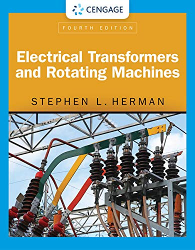 (Electrical Transformers and Rotating Machines )