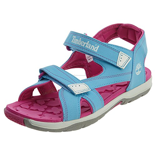 - Timberland Mad River 2Strap Sandles Big Kids Style: 3891R-Blue Size: 7