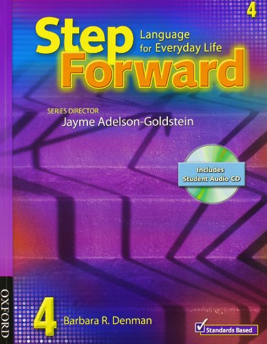 Student Book 4 Student Book with Audio CD and Workbook Pack (Step Forward)