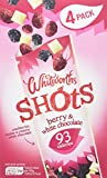 Whitworths Shots Berry and White Chocolate 4 x 25...
