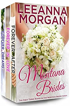 Montana Brides Boxed Set: Books 1-3 by [Morgan, Leeanna]