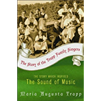 The Story of the Trapp Family Singers book cover