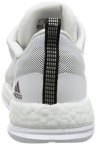 adidas Pure Boost X Tr 2, Zapatillas de Deporte para Mujer Blanco (Ftwbla/Plamet/Negbas)