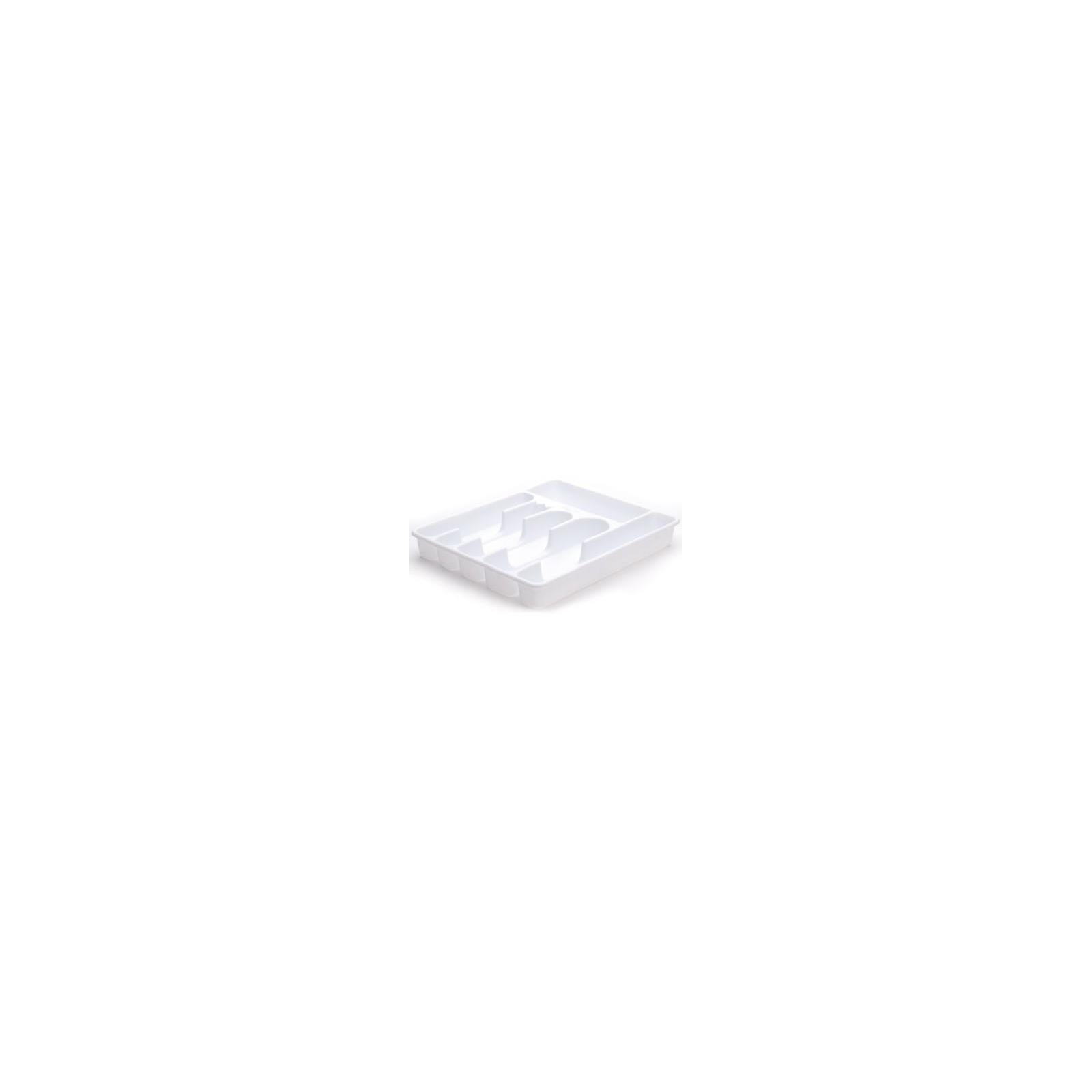 Rubbermaid 2925RDWHT Large Cutlery Trays