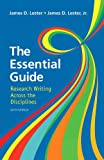 Essential Guide : Research Writing Plus NEW MyCompLab, Lester, James D., 0321886615