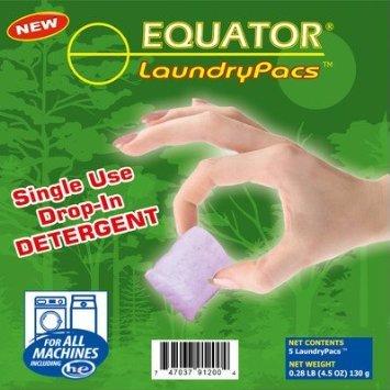LaundryPac Detergent Capacity: Travel Case 360