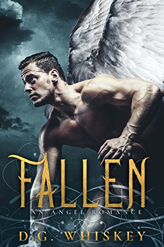 Fallen: An Angel Romance - City Of Angels Cover