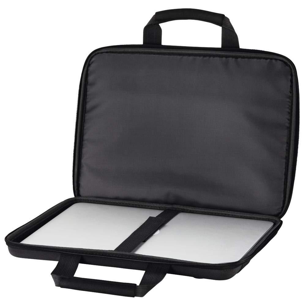Hama 00101770 Laptoptasche 29,5 cm schwarz 11,6 Zoll Tasche, 29,5 cm Laptoptaschen 11,6 Zoll , Schultergurt, 440 g, schwarz