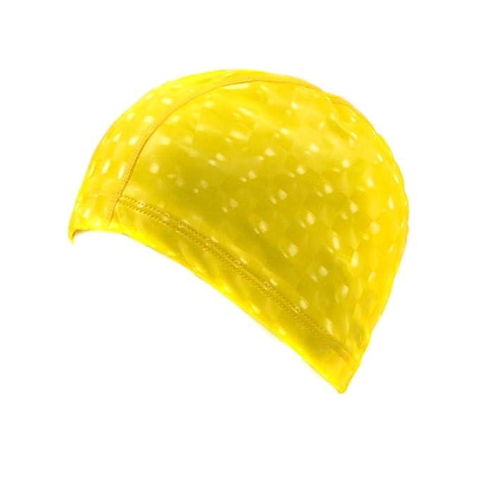 Rcool Gorras de béisbol Viseras Gorro de pescador Pamelas Sombreros Panamá, Gorro de natación Duradero elástico de silicona piscina de playa Gorra: ...