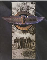 Doobie Brothers 1989 Cycles Tour Concert Program Programme Book