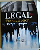 Legal Transcription 3rd Edition