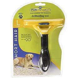 Furminator deShedding Tool For Dogs – Short, Medium or Long Hair