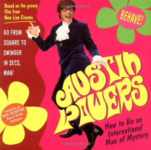 Austin Powers Mike Myers 9780425171523 Amazon Books