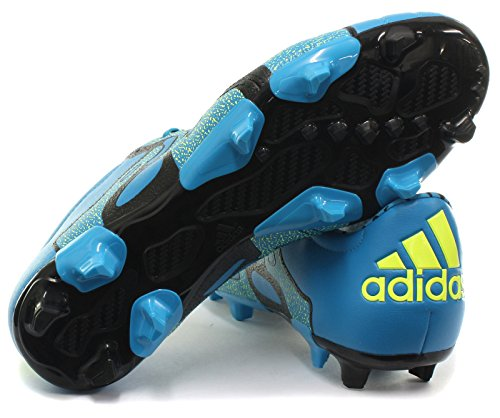 Leather 2 Mens Soccer Boots adidas FG Cleats AG X 15 Football aXwn1q7Pn