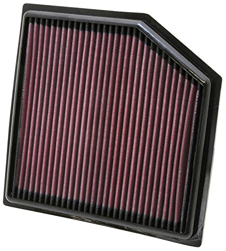 K&N 332452 Replacement Air Filter for Lexus GS460 4.6L V8