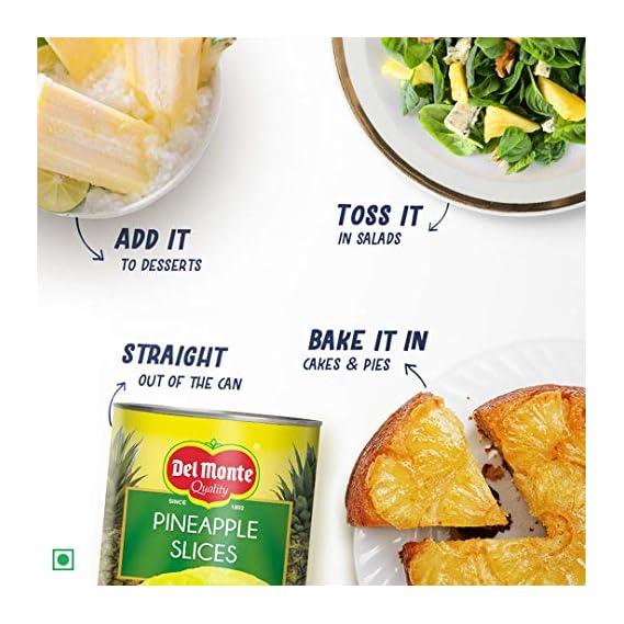 Del Monte Pineapple Slices, 836g