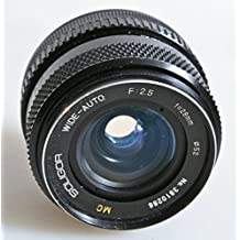 28MM F 2.5 FOR CANON FD GREAT FOR MICRO 4/3 CAMERA