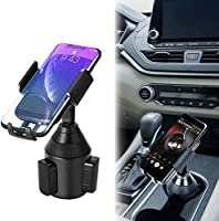 Apsung Car Cup Holder Phone Mount,Universal Adjustable Automobile Smartphone Cup Holder-Cell Phone Cup Mount for iPhone...