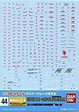 1/100 ガンダムデカール MG ユニコーンガンダムVer.KA用 (44)