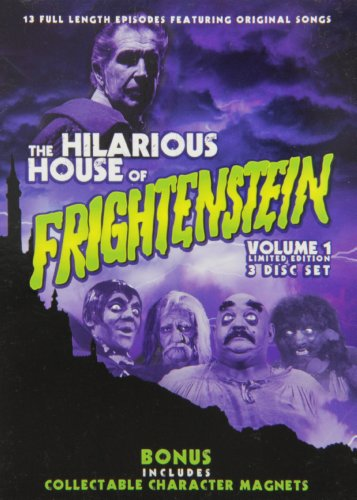 The Hilarious House Of Frightenstein, Volume 1 (Limited Edition) by ANB
