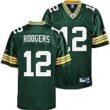 Reebok Green Bay Packers Aaron Rodgers Premier Jersey