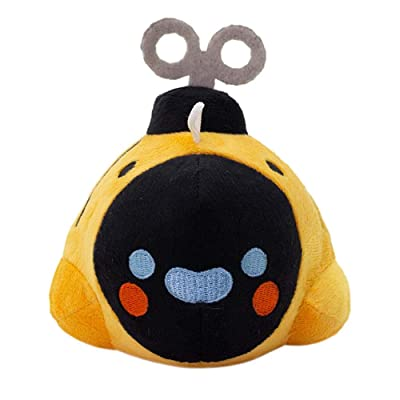 Imaginary People Slime Rancher Plushies Round 4 Drone Slime Plush: Toys & Games