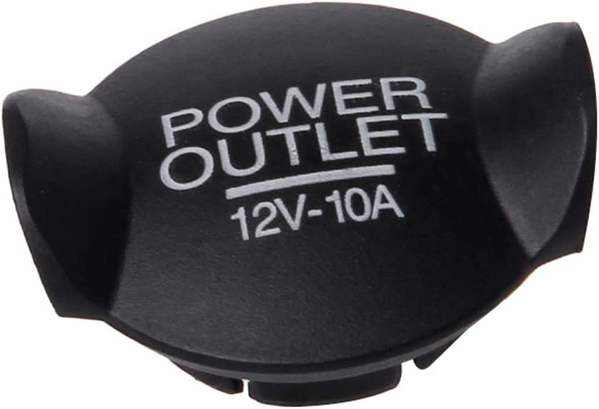 Tapón universal para encendedor de coche de 21 mm, 22 mm, 12 V