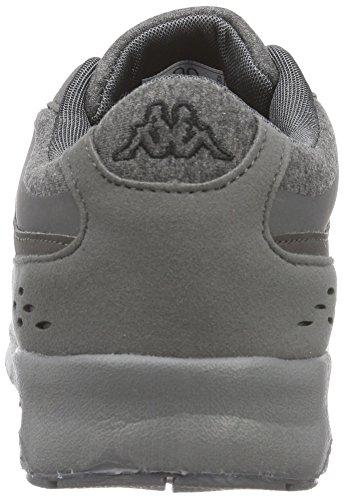 Kappa MILLA JERSEY Footwear women - zapatilla deportiva de lona mujer gris - Grau (1313 anthra)