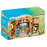 Playmobil 5660 Pony Stable Play Box Playset